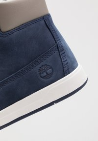 Timberland - DAVIS SQUARE 6 INCH - High-top trainers - navy - 2