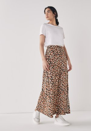 Maxi sukně - multi coloured