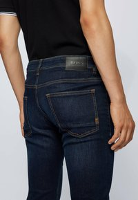 BOSS - Jeans slim fit - dark blue - 3
