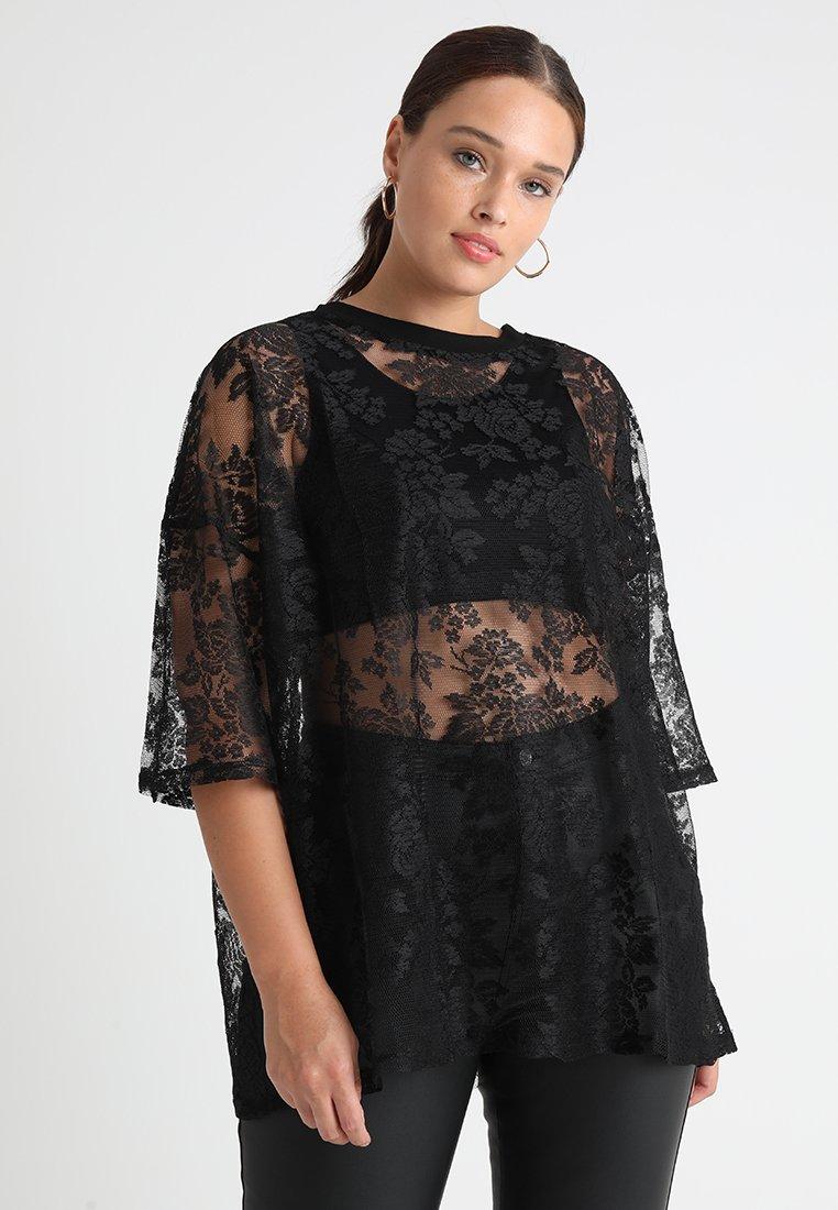 Glamorous Curve - Blouse - black