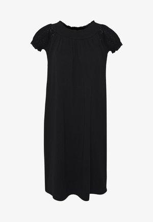 ONLVANNA DRESS - Jerseykjoler - black