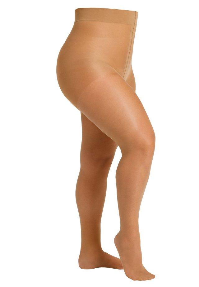 FEINSTRUMPFHOSE WOMEN CURVY DEN 20 MATT - Tights - skin