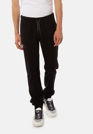 PACO - Tracksuit bottoms - black