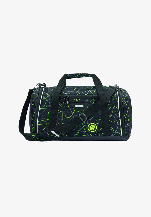SPORTERPORTER  - Sports bag - laserbeam black