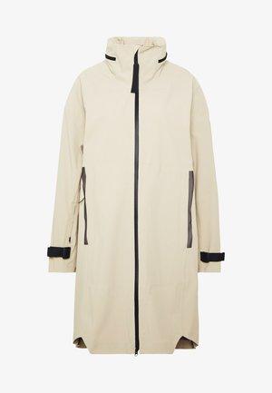 MYSHELTER RAIN.RDY  - Waterproof jacket - savann