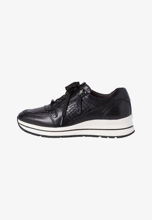 Trainers - black/croco