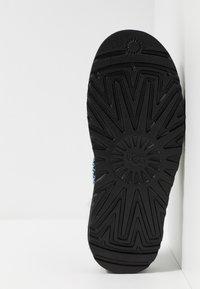 UGG - TASMAN - Pantoffels - dark sapphire - 4