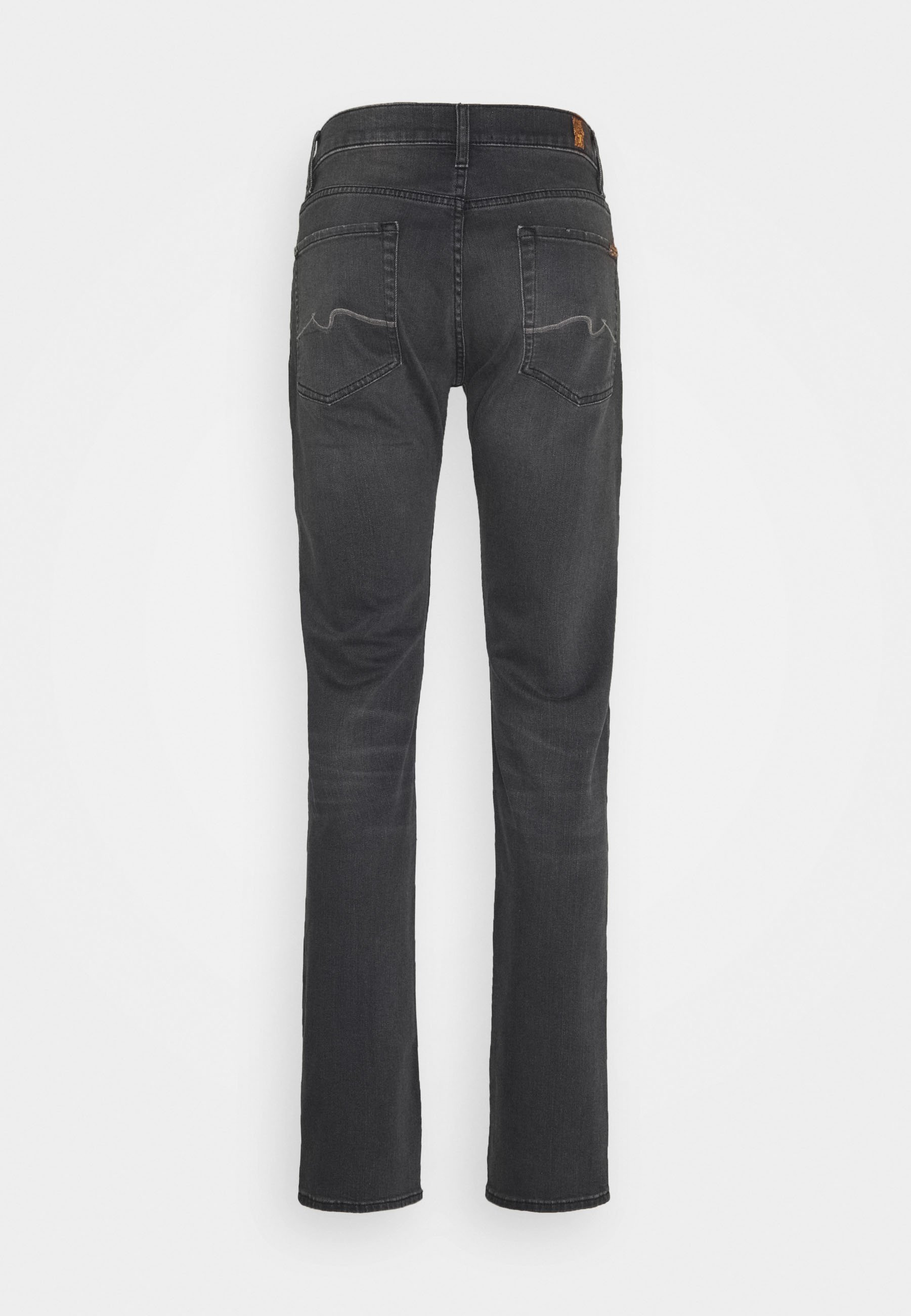 7 For All Mankind Jeansy Slim Fit - Dark Grey