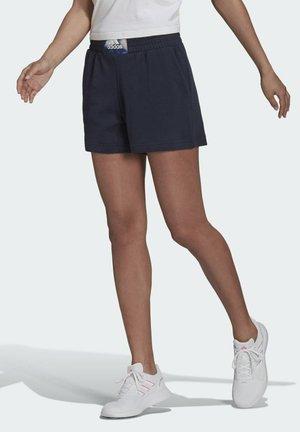 W UFORU SHO - Sports shorts - blue