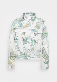Desigual - PALY - Denim jacket - white - 3