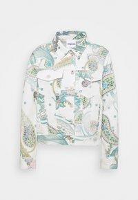 PALY - Denim jacket - white