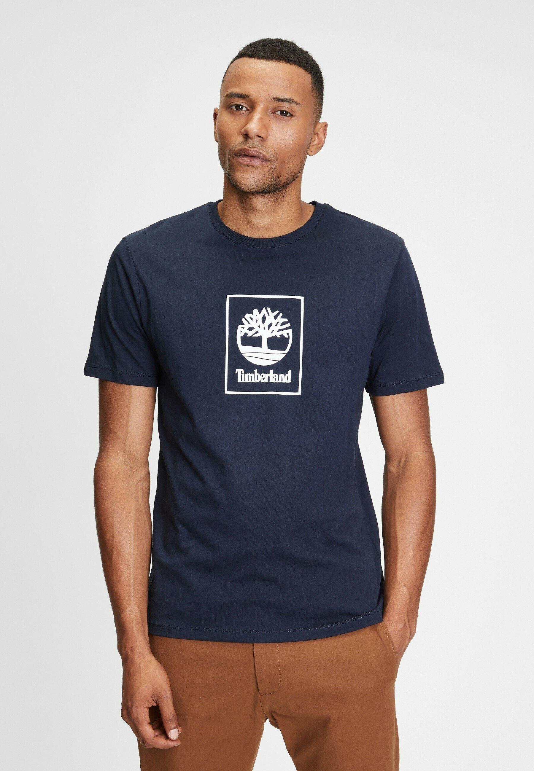 Uomo TREE LOGO  - T-shirt basic