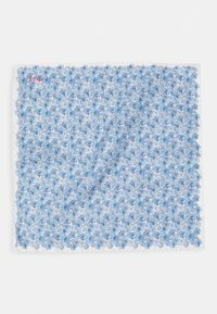 Eton - FLORAL POCKET SQUARE - Poszetka - blue - 2