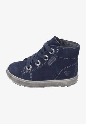 Lace-up ankle boots - nautic