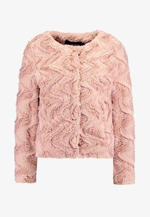 VMCURL - Winter jacket - misty rose