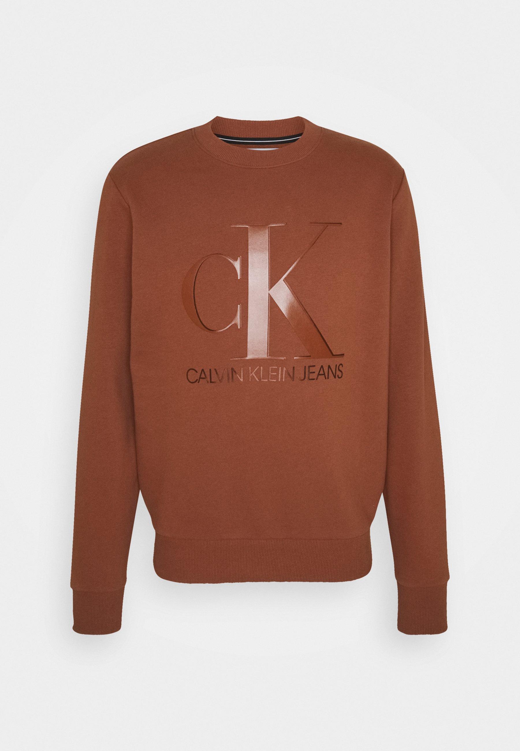 Damen MONOGRAM CREW NECK UNISEX - Sweatshirt