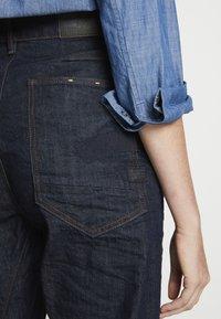 G-Star - C-STAQ 3D BOYFRIEND CROP WMN C 3D RAW DENIM WOMEN - Straight leg jeans - 3d raw denim - 3