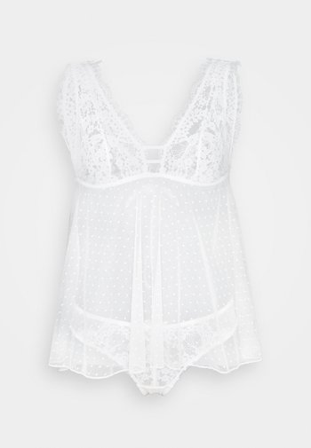 TABATHA - Pyjama set - snow white