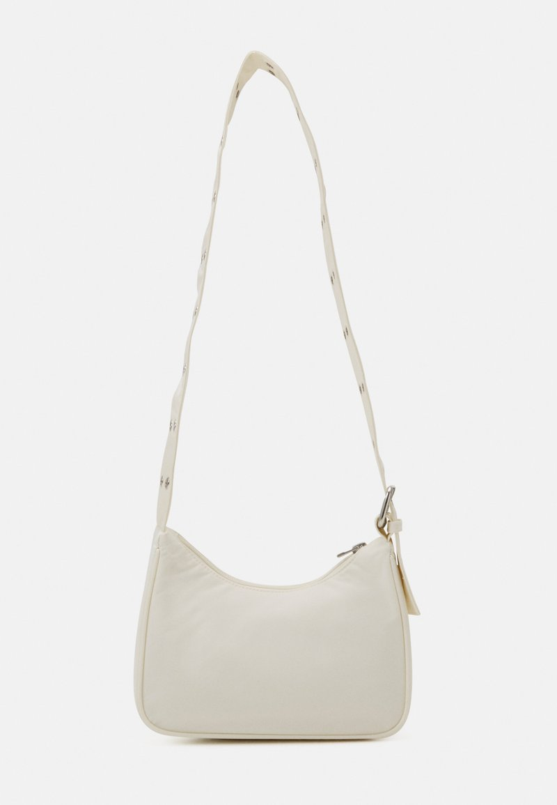 Weekday - SPACE MINI  - Across body bag - off white