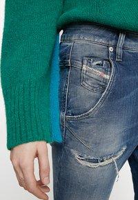 Diesel - FAYZA-T - Slim fit jeans - indigo - 3