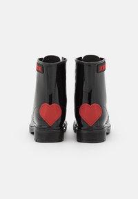 Love Moschino - Wellies - nero - 3