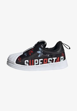 SUPERSTAR 360 X SHOES - Sneakers basse - black
