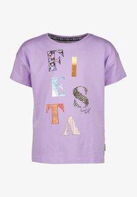 Vingino - SENNA  - Print T-shirt - bright lavender - 2