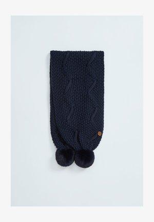 Bonnet - dunkel ozaen blau