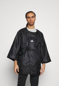 adidas Performance - URBAN COLD.RDY OUTDOOR - Down coat - black - 3