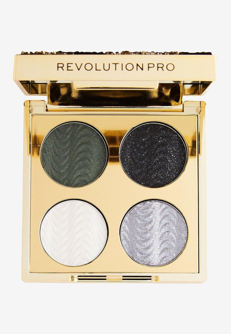 Revolution PRO - ULTIMATE EYE LOOK WILD ONYX PALETTE - Eyeshadow palette - -