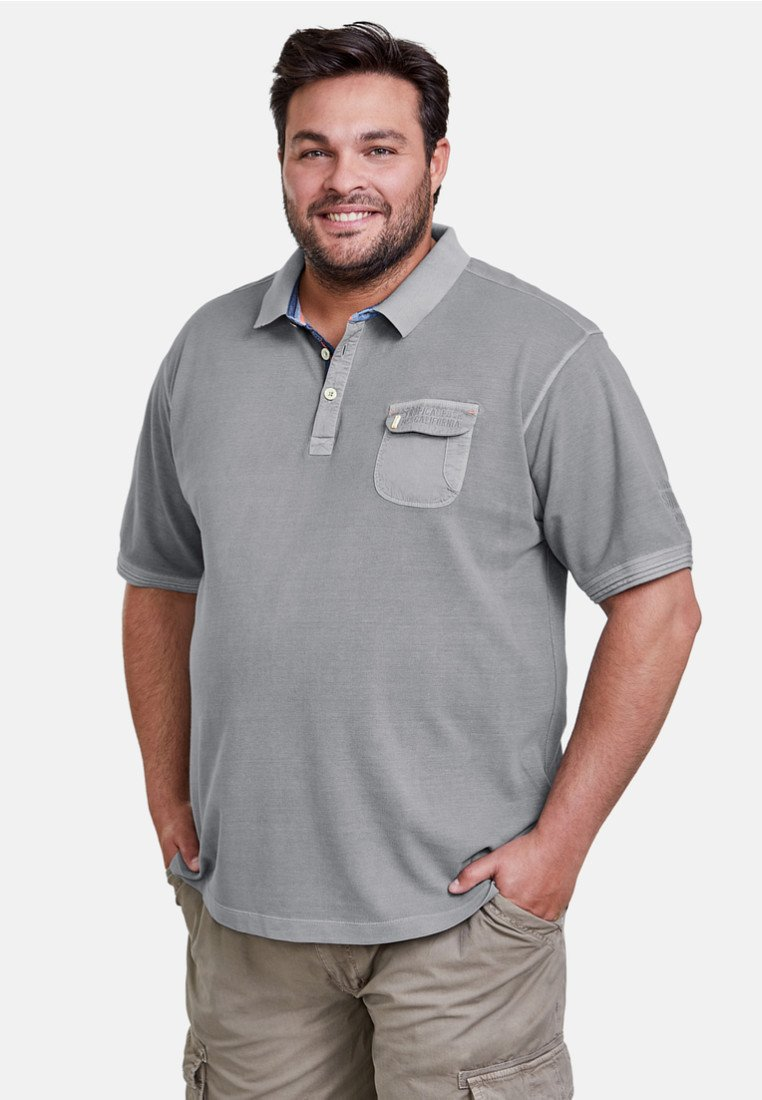 LERROS - Polo shirt - soft grey