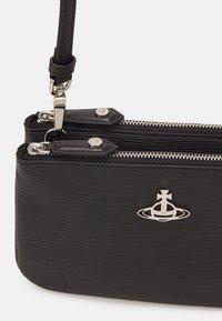 Vivienne Westwood - CROSSBODY - Across body bag - black - 4
