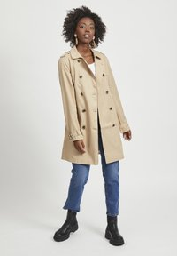Vila - VIMOVEMENT - Trenchcoat - beige - 1