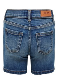 Kids ONLY - Denim shorts - medium blue denim - 1