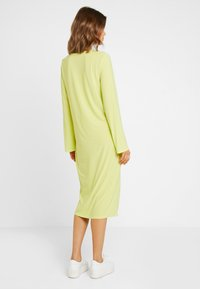 Nly by Nelly - HOPE DRESS - Maxi šaty - daquiri green - 2