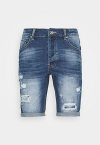 Kings Will Dream - SELBOURNE CLEAN  - Jeansshort - indigo - 3