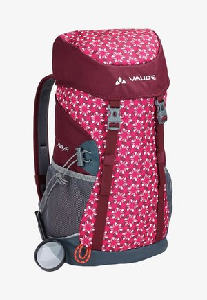 FAMILY PUCK 14 KINDERRUCKSACK - Hiking rucksack - grenadine