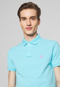Polo Ralph Lauren - BASIC - Polo - french turquoise - 3