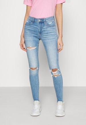 Jeans Skinny Fit - tidal blue