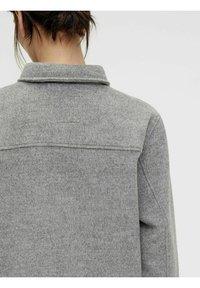 Object - OBJVERA - Summer jacket - medium grey melange - 4