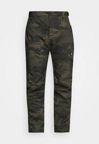 Brunotti - KITEBAR CAMO MENS SNOWPANTS - Zimní kalhoty - pine grey - 3