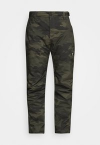 KITEBAR CAMO MENS SNOWPANTS - Snow pants - pine grey