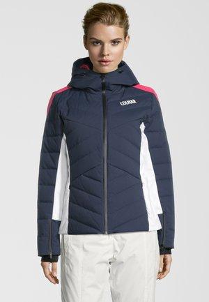 SAPPORO-REC - Down jacket - navy