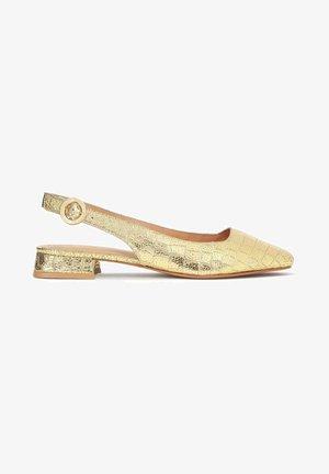YANINA - Classic heels - gold