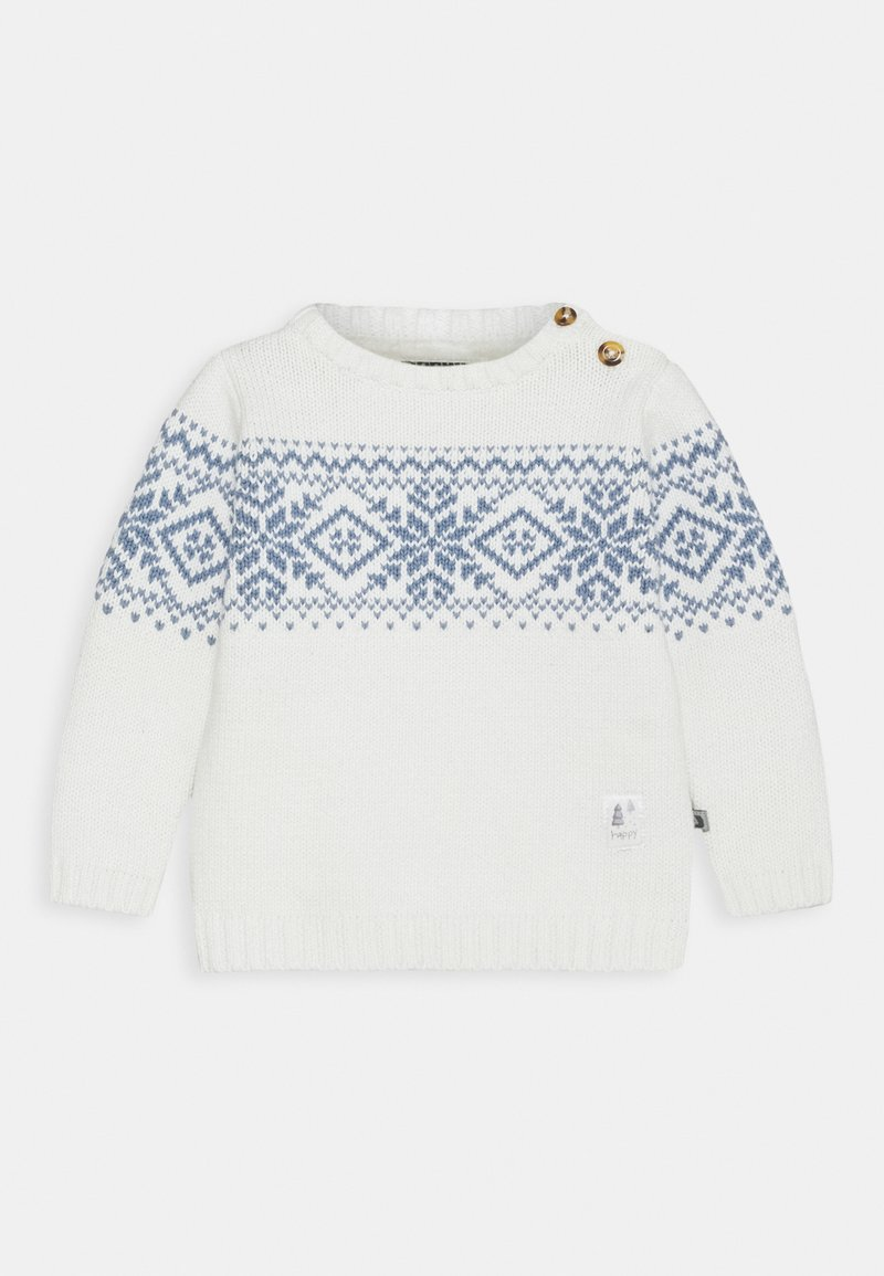 Jacky Baby - HAUNTED FOREST UNISEX - Trui - off white