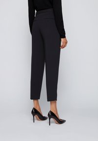 BOSS - TAPIA - Trousers - black - 2