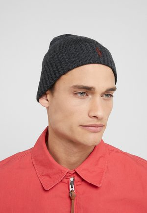 Huer - dark granite heather