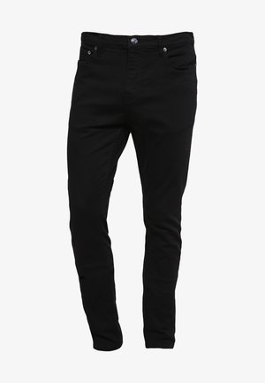 TRAVIS  - Slim fit jeans - black rinse