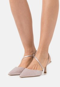 Dune London - COLOMBIA - Classic heels - rose gold - 0