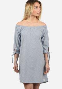 Blendshe - Day dress - dark blue - 0